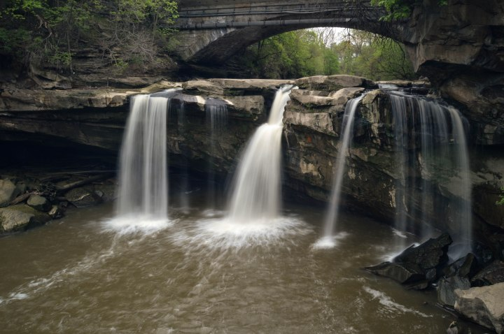 The Most Incredible Hidden Waterfalls in Northeast Ohio
