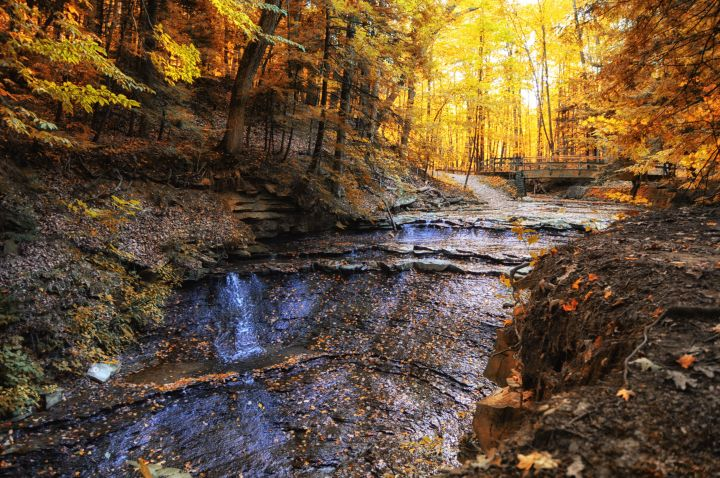 10 Hikes for the Best Fall Experience Near CLE