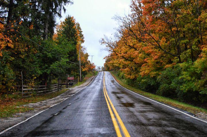 CVNP Road