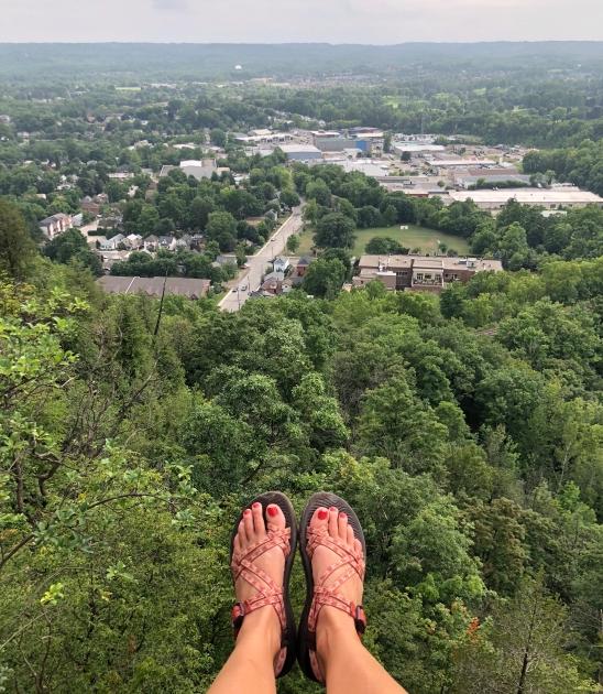 dundas peak overlook