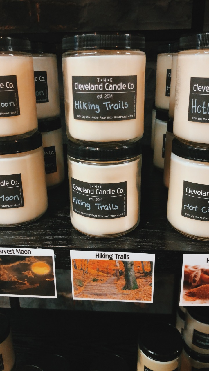Create Your Favorite Scent with CLE Candle Co.