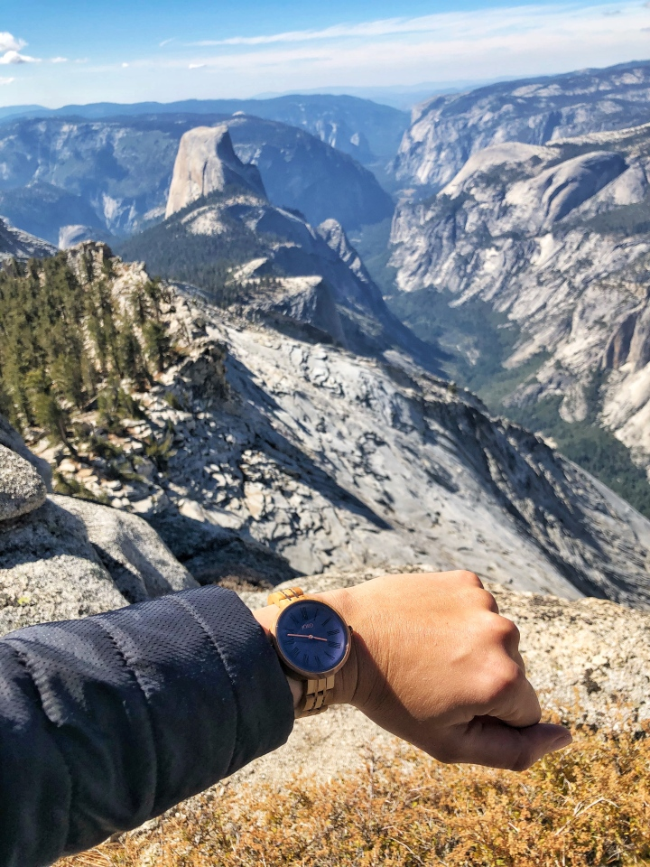 A Unique Wooden Watch for Your Outdoor Adventures